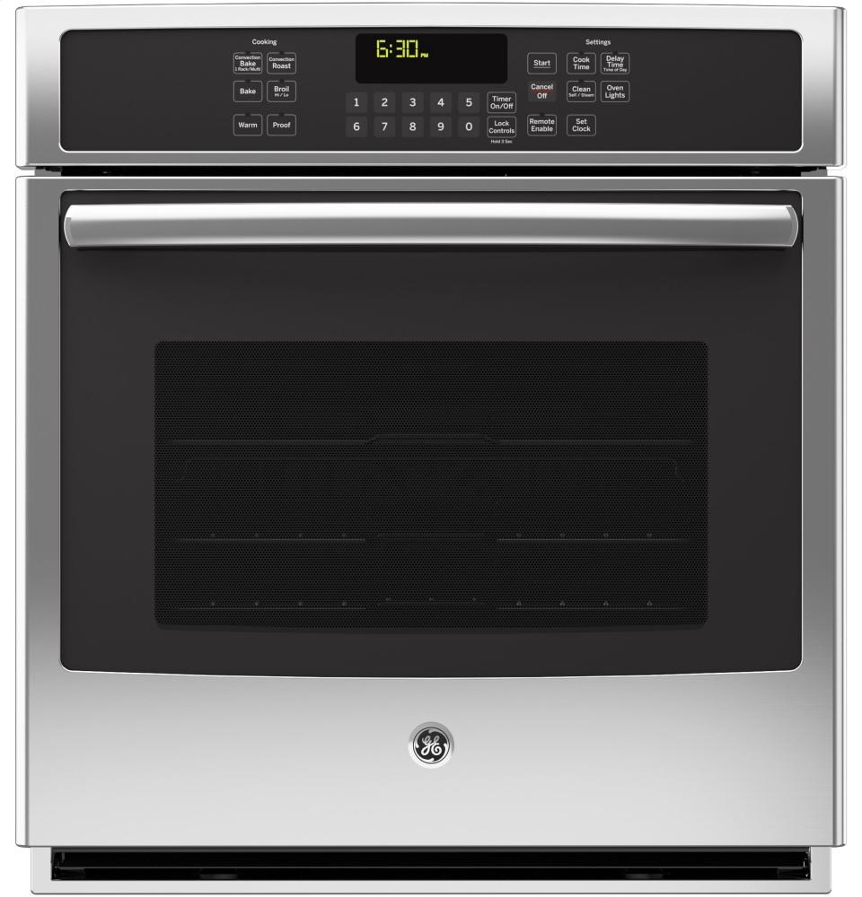 """Built In Wall Oven GE Profile(TM) Series 27"""" Built-In Single Convection Wall ..."""