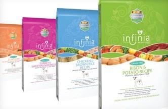 Infina Dog Food