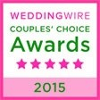 Port City Event Planners Wedding Wire Award 2015