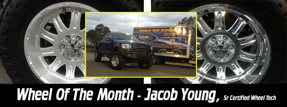 Wheel of the Month, Jacob Young, Sr. Certified Wheel Tech