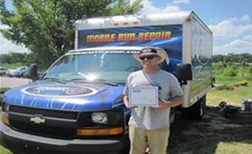 RGX Rim Repair Mobile Team - 2