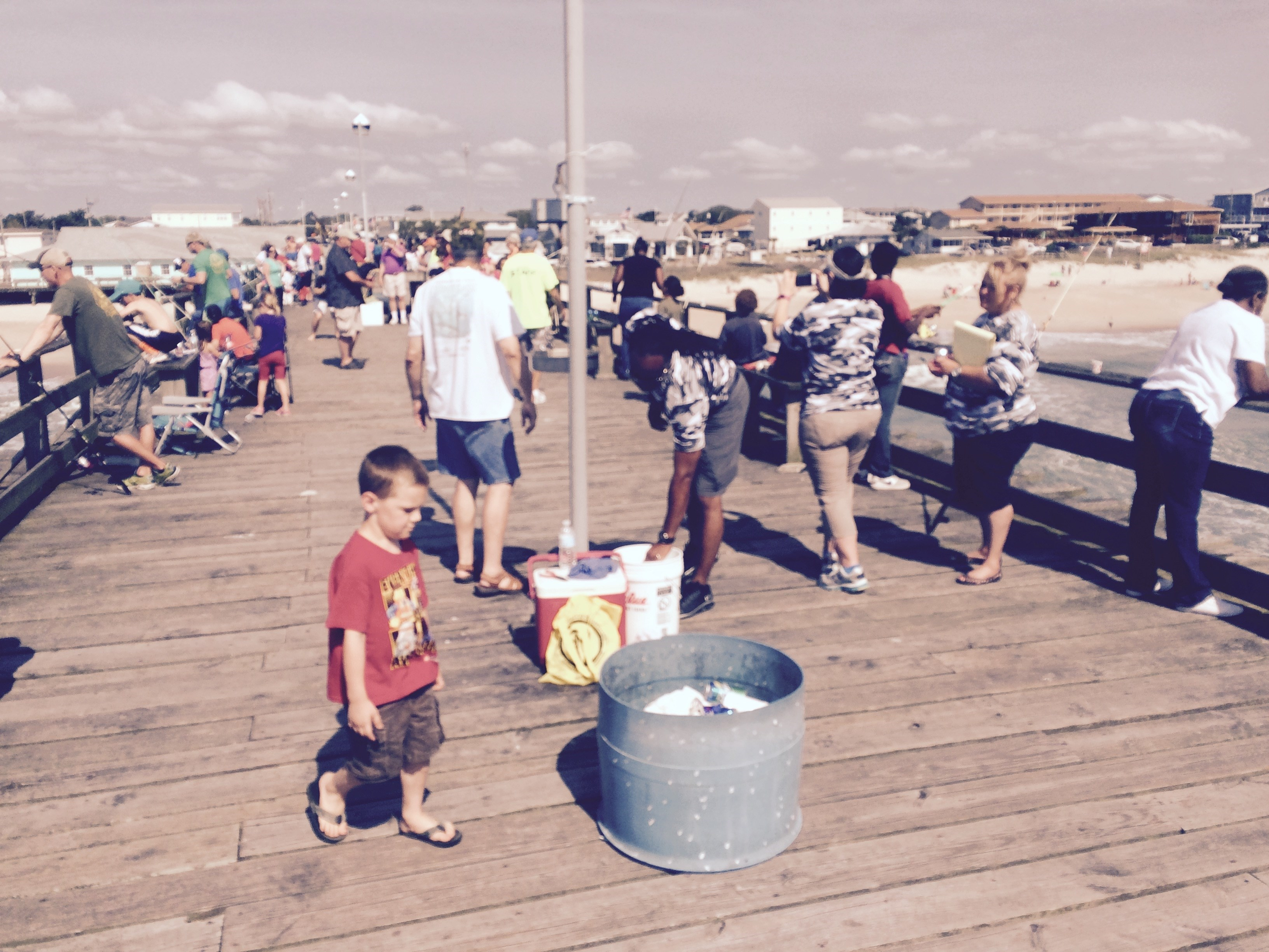 Kids Fishing 2015