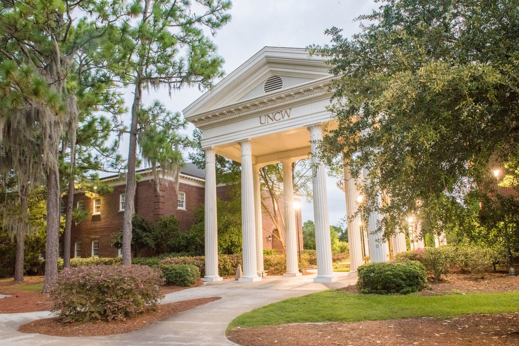 UNCW - Morton Hall