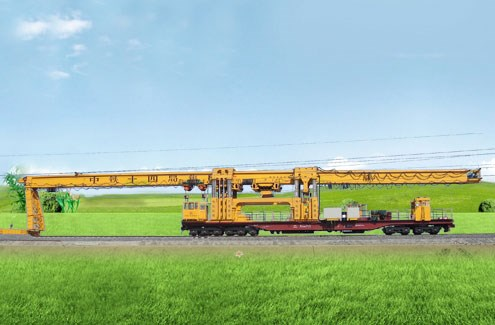 PJ165 Girder-erecting Machine