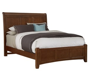 Bonanza King Sleigh Bed