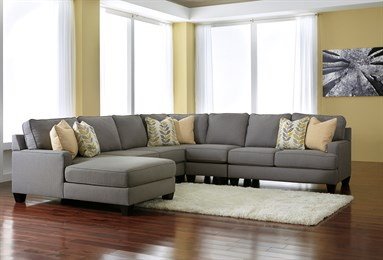 Chamberly 4PC Sectional