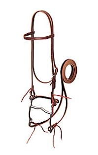 Weaver Complete Pony Bridle with Bit & Reins