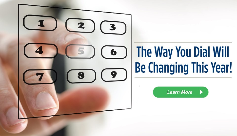 The way you dial in South Carolina is changing on December 13, 2013, with a new area code overlay for the region