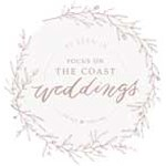 As seen in Focus on the Coast Weddings