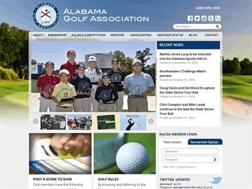 Alabama Golf