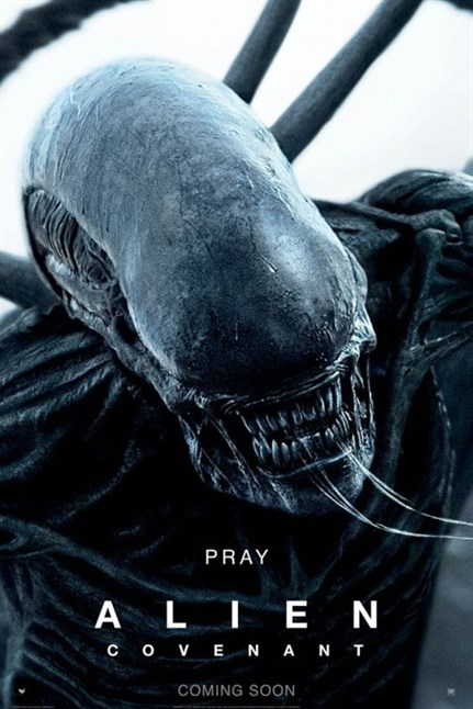 Watch the trailer for Alien: Covenant - Now Playing on Demand