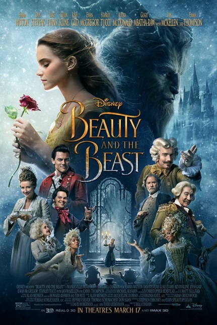 Watch the trailer for Beauty and the Beast (2017) - Now Playing on Demand