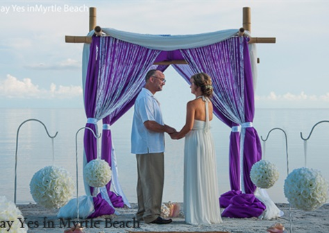 Myrtle Beach Wedding Officiants Ministers Planners Packages