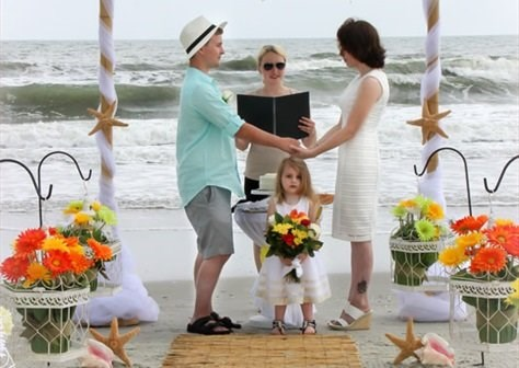 Myrtle Beach Wedding Officiants Ministers Planners