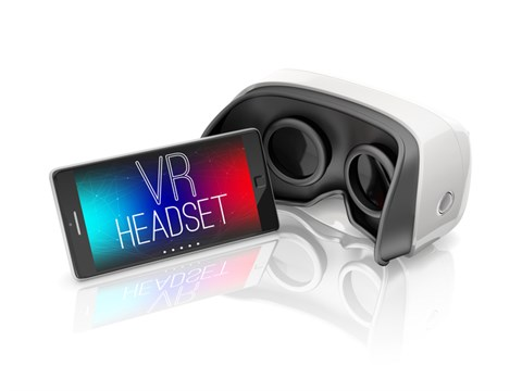 Virtual reality transports buyers into a virtual environment where they can walk around a car or through the inside of a house