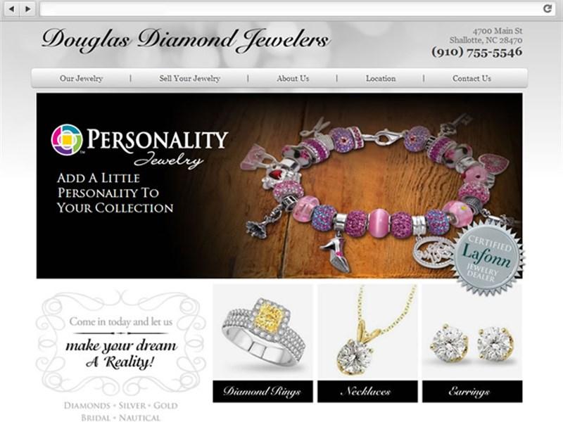 Douglas Diamond Jewelers