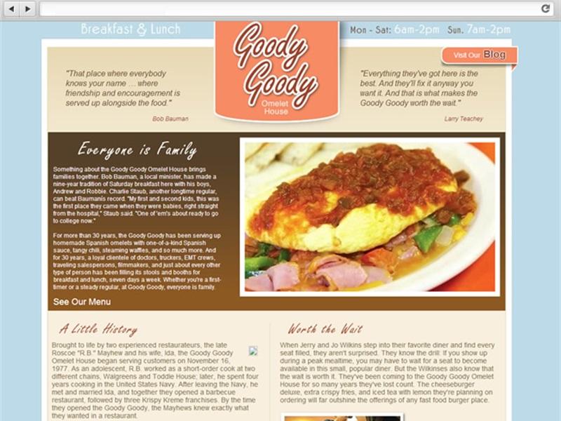 Goody Goody Omelet House
