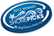 2013 Winner Shore Picks: The Best of the Cape Fear Region