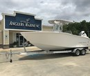 2018 Cape Horn 22 OS White/Grey All Boat