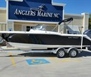 2018 Key West 239 DC Black ##UNKNOWN_VALUE## Boat