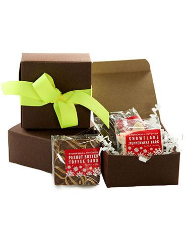Carolina Coffee Holiday Trio Cookie Box