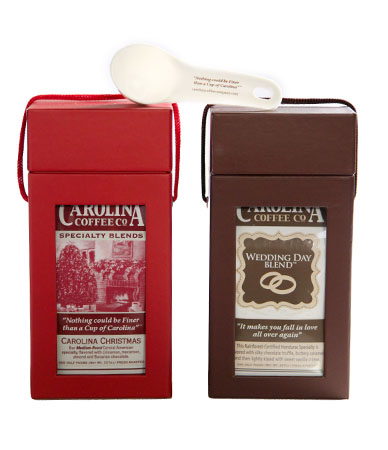 Carolina Coffee Coffee In A Gift Box