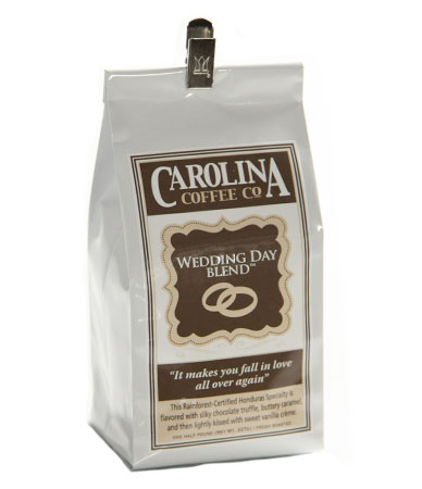 Carolina Coffee Wedding Day Blend