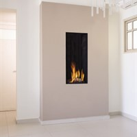 Clear 40H direct vent gas fireplace
