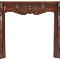 "Pearl ""Deauville"" mantel"