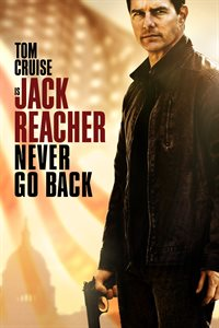 Jack Reacher: Never Go Back - Now Playing on Demand