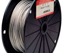 250' SPOOL WIRE ROPE