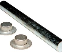 SHAFT-5IN ROLLER 1/2IN X 6-1/