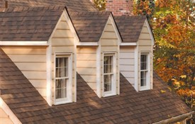 Landmark™ Special Shingles - Color: Burnt Sienna
