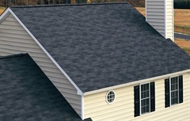 XT™ 30 Impact Resistant Shingles - Color: Moire Black