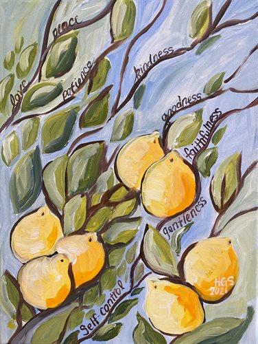 Fruits of the Spirit (Lemons)