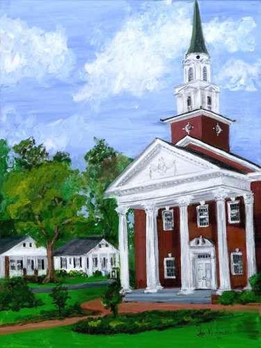 Wallace Baptist Church