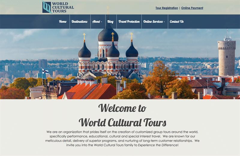 World Cultural Tours