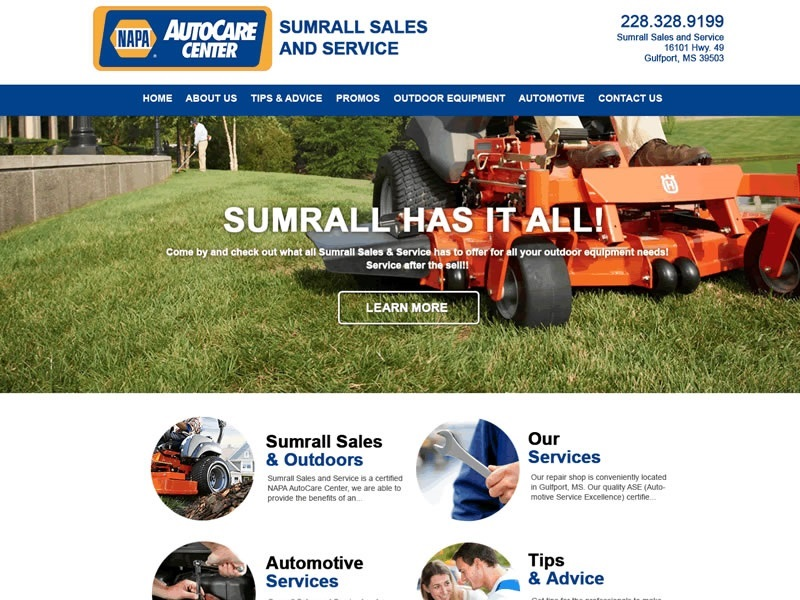 Sumrall Service