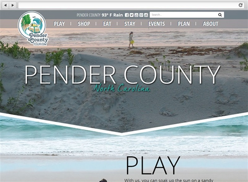 Pender County Tourism
