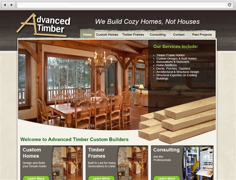 Advanced Timber Manufacturing