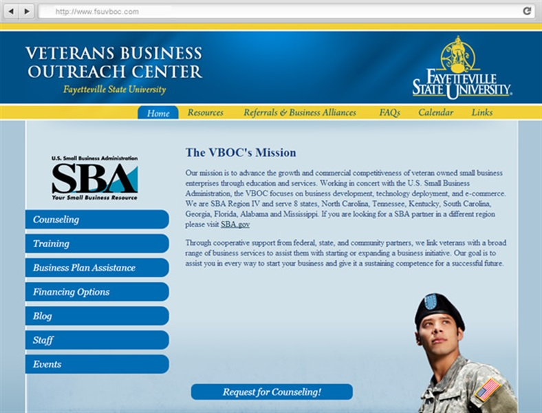 Veterans Business Outreach Center