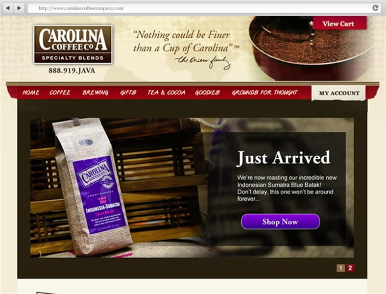 Carolina Coffee Company