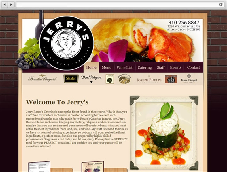 Jerry's Food, Wine and Spirits
