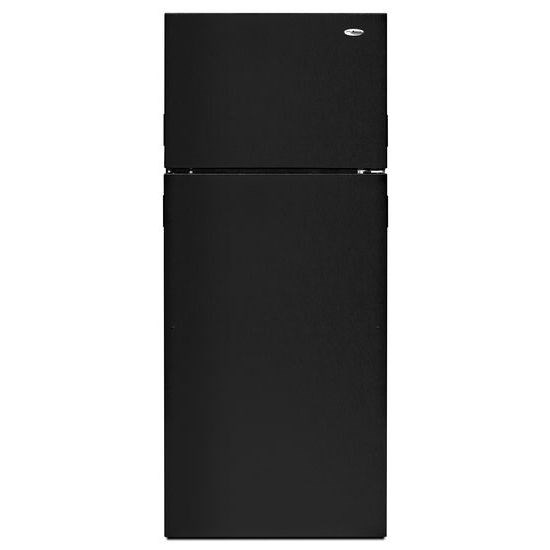 18 cu  ft  Top-Freezer Refrigerator with Integrated Handles