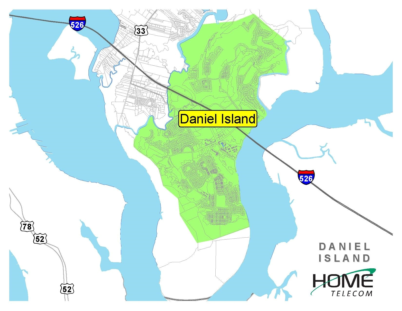 Daniel Island - Velocity Neighborhoods