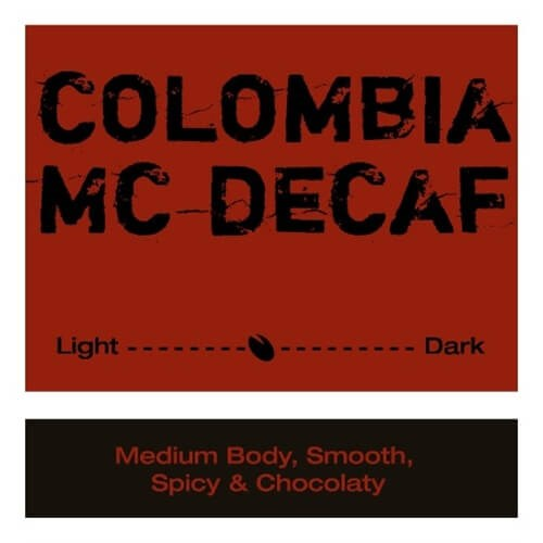 Colombia MC Decaf