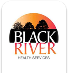 Black River Health Services Logo