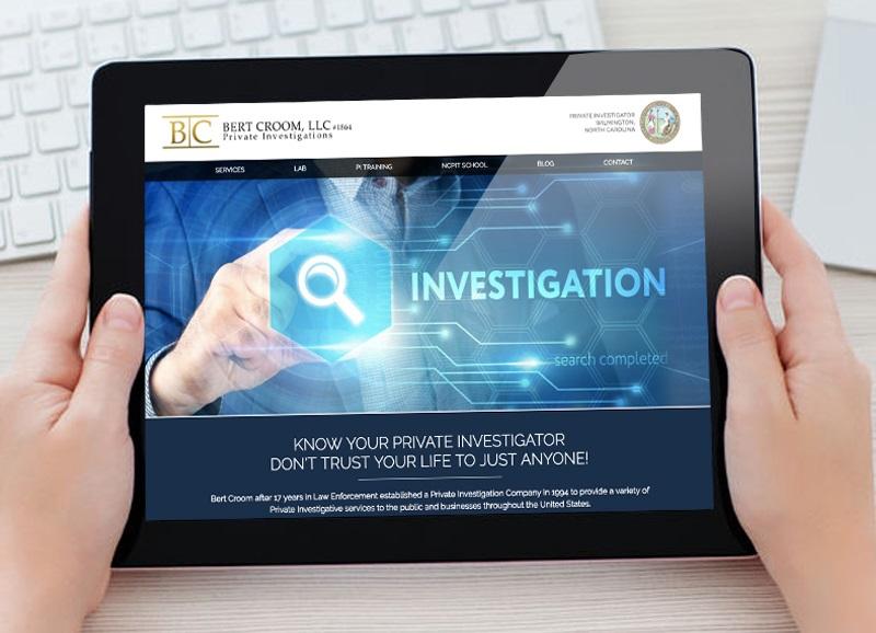 Bert Croom Private Investigations