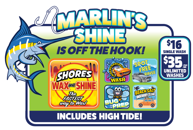 Shores Wax and Shine