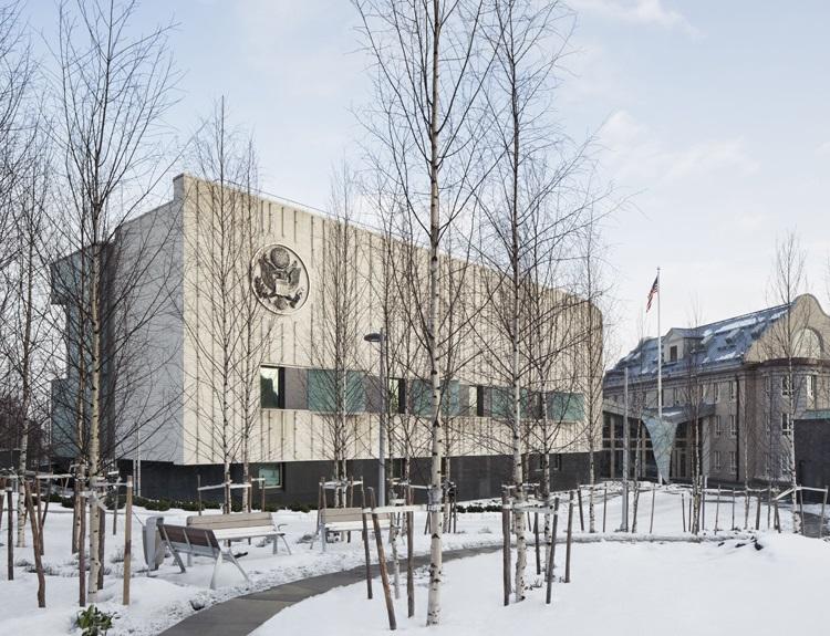 US Embassy, Helsinki